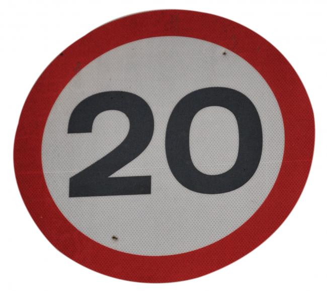 20MPH for Windlesham Village Centre