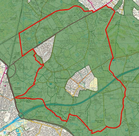Windlesham Neighbourhood Plan