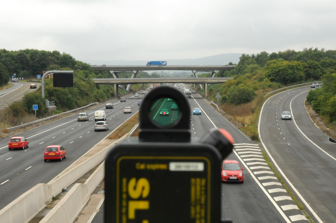 ANPR Cameras in Windlesham
